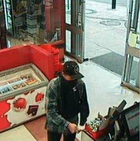 Supermarket-Robber