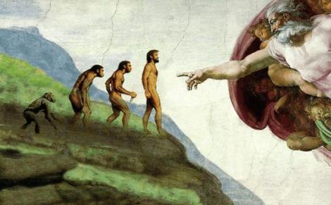 evolution vs. creationism