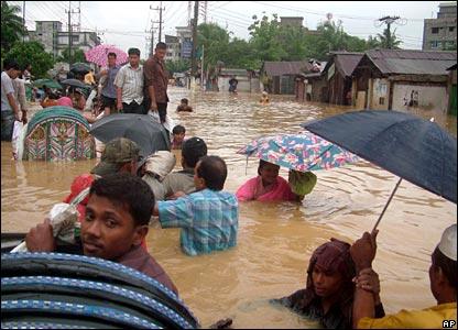 floods in indonesia