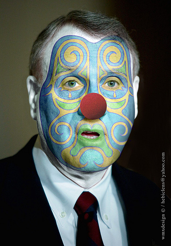 jon kyl clown