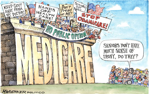 medicaid and medicare. Kill Medicaid and Medicare and