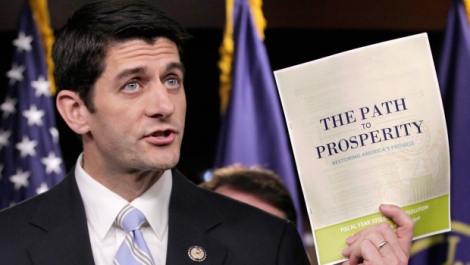 Paul Ryan's budget plan