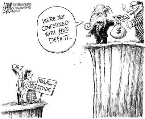 GOP and the Rich