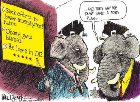 The Republican Job Creation Plan