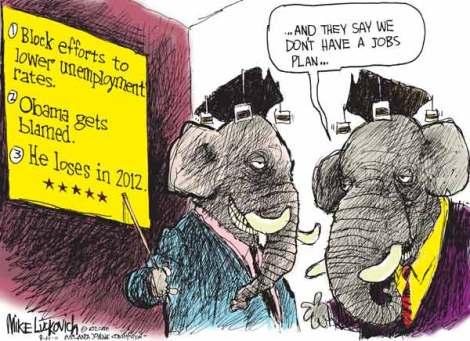 The Republican Job Creation Plan