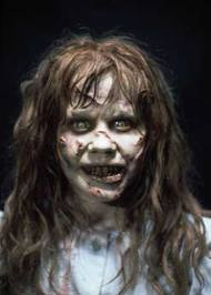 "True or False: Is this Regan from ""The Exorcist"" or Michele Bachman without makeup?"