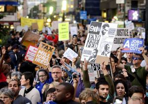 What is the Core Issue For the Occupy Wall Street Protest?