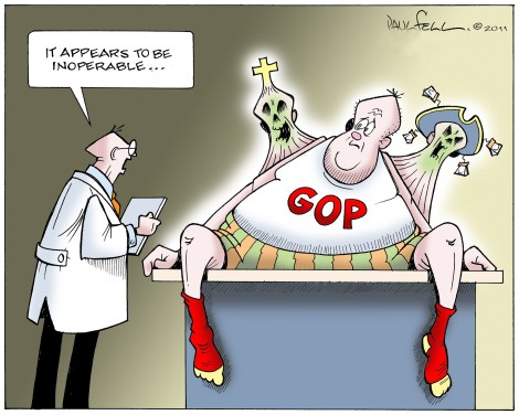gop malignant growths