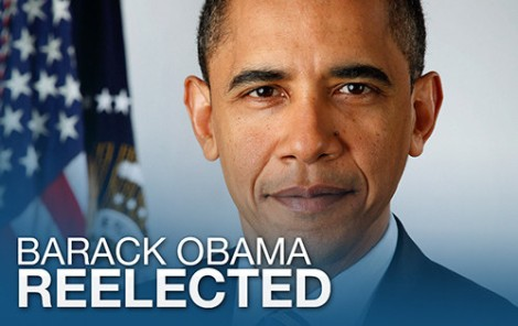 obama reelected