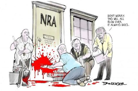 NRA cleanup