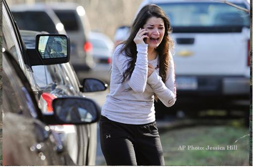 Another senseless mass killing from gun violence occurs in Newtown, Connecticut