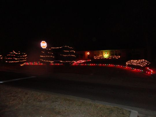 Xmas on Sherman Dr
