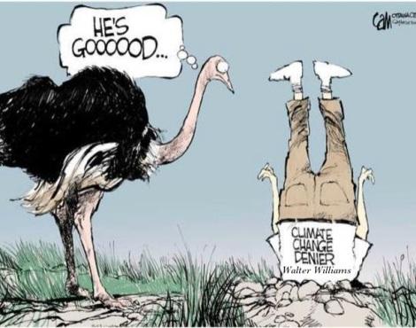 climate-change denier