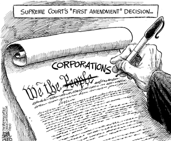 corporate constitution cartoon