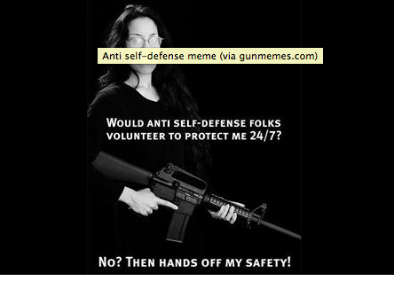 hands off my safety