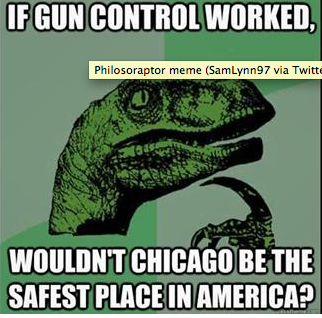 if gun control worked