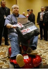 Palin supporter