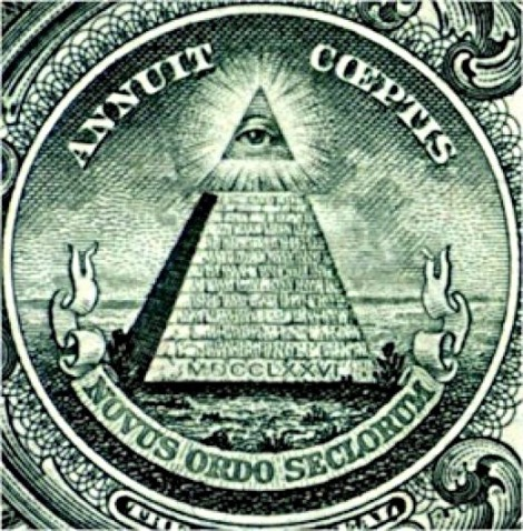 "Annuit Cœptis, means ""He approves (or has approved) [our] undertakings"", and Novus Ordo Seclorum, meanc ""New Order of the Ages""."