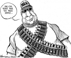 NRA politcal puppets