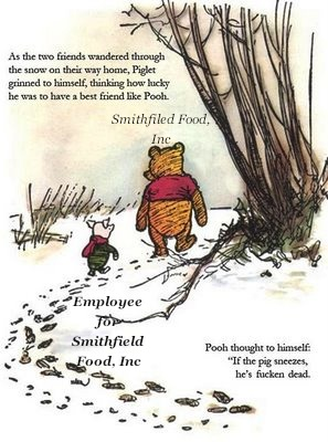the smithfiled Pooh