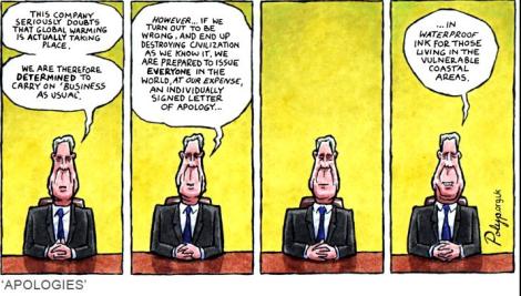 corporate climate control