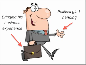businesspolitician