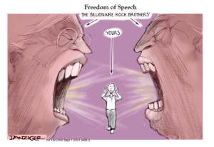 money=speech