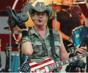 Ted Nugent's:  Every right-wing father's ideal man for their daughter?