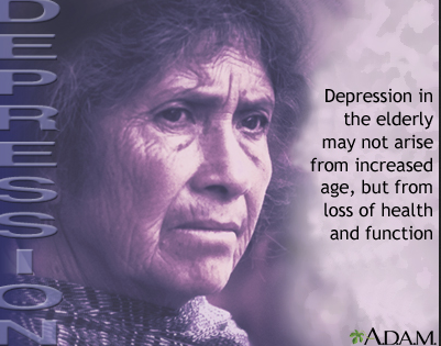 elderly depression