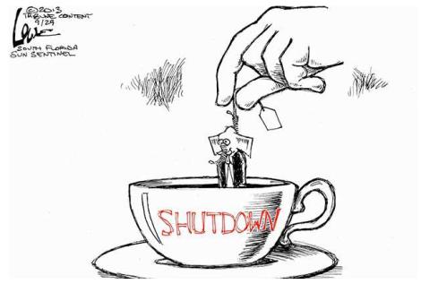 gop shutdown